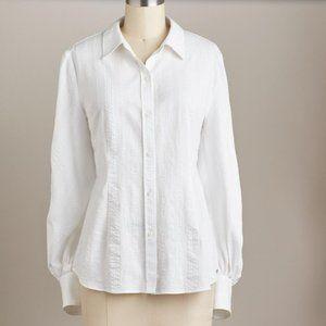Sundance Epic Tales Shirt PXXS NWT White
